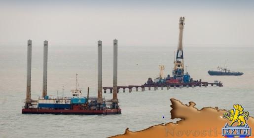 Движение судов в Керченском проливе и акватории портов ограничат на период строительства Крымского моста - «Культура Крыма»