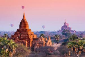 Мьянма закрывает доступ к пагодам Багана - «Новости Туризма»