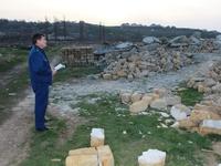 Нарушители добровольно освободили от самозахватов более 500 кв.м. на территории Мирновского сельского поселения - «Госкомрегистр»