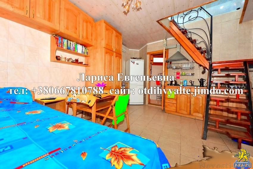 Квартира в Лариса недорого у моря