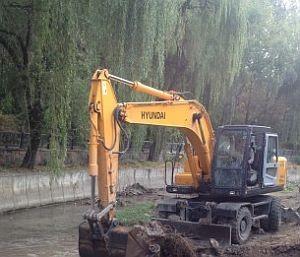 На реконструкцию симферопольской набережной с очисткой русла Салгира потребуется около 1,5 млрд. рублей – глава Администрации города Симферополя - «Экономика Крыма»