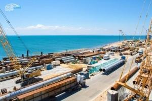 Два месяца строительства моста обошлись в 8 миллиардов - «Керчь»