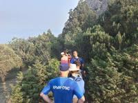 Спасатели « Крым – СПАС» эвакуировали с гор 4 человека - «МЧС»