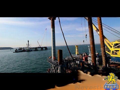 Проектировщик написал песню про Крымский мост  - (видео)