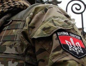 На Донбассе попал в аварию автобус с руководством неонацистской группировки