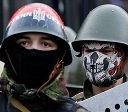 Украинская полиция не принимает жалобы на бесчинства «правосеков» на Луганщине - «Политика Крыма»