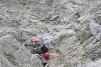 С вершины Аю-Дага под ливнем снимали застрявших на скалах туристов - «Новости Крыма»