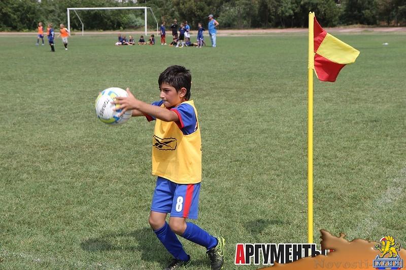 футбол в керчи фото