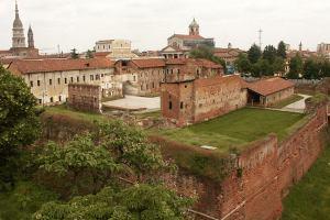 Италия: Ещё один старинный замок открывает свои тайны для туристов - «Новости Туризма»