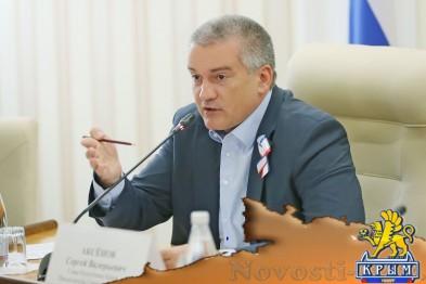 Глава Крыма возмущен невыполнением его поручений: «Можно за день решить вопрос, на который коллегам не хватает месяца» - «Симферополь»