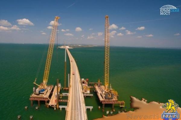 Американские санкции не повлияют на строительство Крымского моста – Соколов