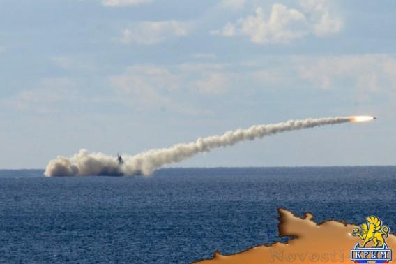 «Москит» попал в корабль условного противника - «Армия и флот»