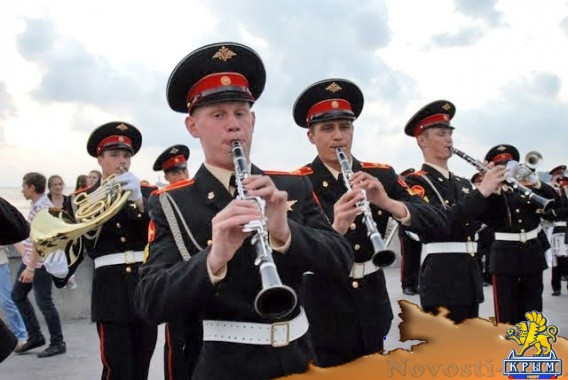 Фестиваль военных оркестров собираются возродить - «Культура»