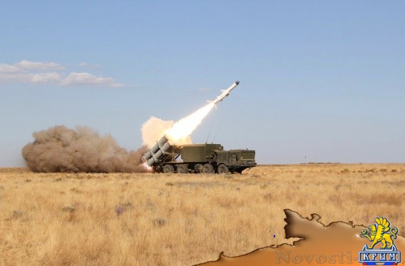 Черноморский флот стрелял ракетами по морской мишени - «Армия и флот»