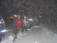 Из-за резкого ухудшения погодных условий спасателям г. Бахчисарай пришлось эвакуировать 5 человек из горно-лесной зоны - «МЧС»