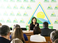 Государственные регистраторы должны обучиться основам кадастрового учета — Татьяна Вяткина - «Госкомрегистр»