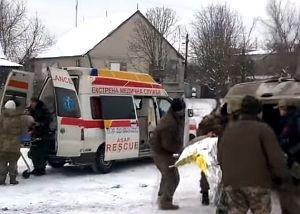 Украинский каратель - Порошенко: