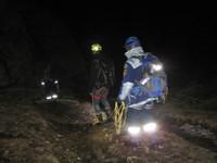 Спасатели «Крым –СПАС» эвакуировали парня и девушку с г. Демерджи - «МЧС»