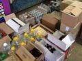 В декабре 2016 года из незаконного оборота изъято около 4000 бутылок контрафактной алкогольной продукции  - «Экономика»