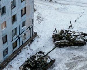 Украинские танки вошли в Авдеевку, за ними спокойно наблюдает миссия ОБСЕ (ВИДЕО) - «Происшедствия Крыма»