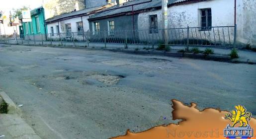 Состояние дорог испортило репутацию властям Крыма – Константинов - «70 лет Победы»