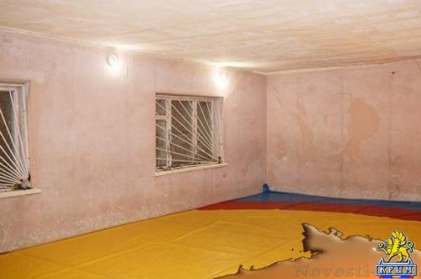 Олимпийский чемпион из Крыма собирается переделать свой дом под спортзал
