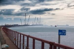 «Залив» получил заказ для Крымского моста - «Керчь»