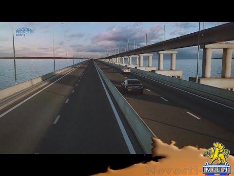 Удивительное рядом: Телеканал «France 24» выпустил сюжет о строительстве Крымского моста с комментариями крымского же застройщика  - (видео)
