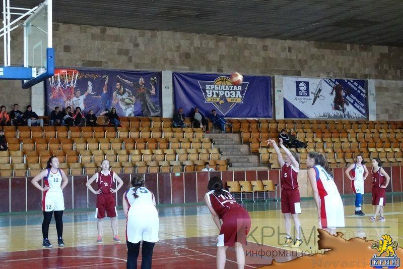 Фавориты чемпионата республики крым по баскетболу среди мужских команд сезона-2015/2016 удачно провели матчи 9-го тура