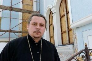 Луганский священник: