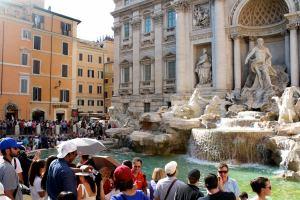 Фонтан в Риме стал миллионером - «Новости Туризма»