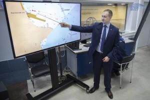 Ученые управляют ветром на имитированной стройке Керченского моста - «Керчь»
