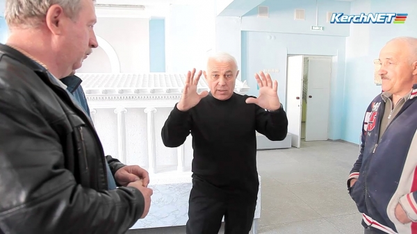 Керчь: привидение в лапидарии  - «Видео новости - Крыма»