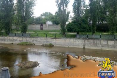 Прокуратура будет в суде требовать ремонта набережной Салгира в Симферополе - «Симферополь»