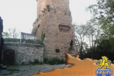 Завтра в Феодосии будет назван подрядчик, который отреставрирует башню Константина - «Феодосия»