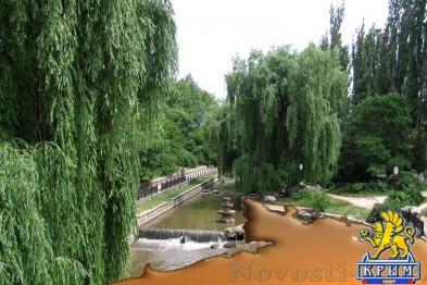 Благоустроить набережную Салгира власти Симферополя обещают до 1 августа - «Симферополь»