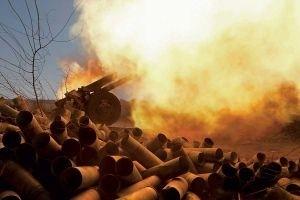 Киевские каратели за неделю обстреляли территорию ДНР 3800 раз (ИНФОГРАММА) - «Происшедствия Крыма»