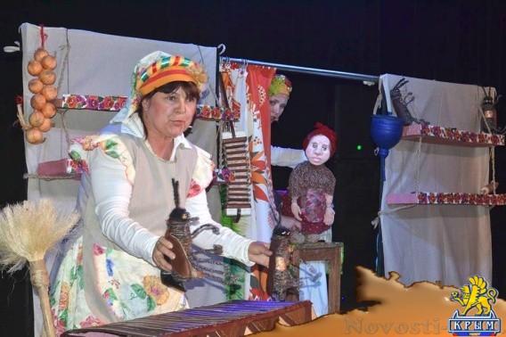 «Федорино горе» сыграют куклы - «Культура»