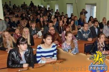 У молодежи с подконтрольной Киеву территории Донбасса, есть возможность получить образование в вузах Новороссии - «Общество Крыма»