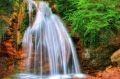 На заповедных водопадах Крыма не могут образумить «кассиров»  - «Политика»
