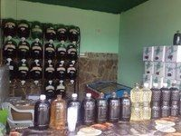 Специалисты Минпрома Крыма проверили легальность оборота алкогольной продукции на территории города Судака  - «Экономика»