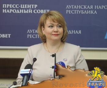 Ольга Макеева: Программа помощи соотечественникам стала решительным шагом на пути к единству Донбасса - «Политика Крыма»