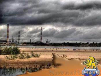 Игорь Плотницкий предполагает, что экологическая катастрофа на Донбассе затронет Россию и Европу - «Происшедствия Крыма»