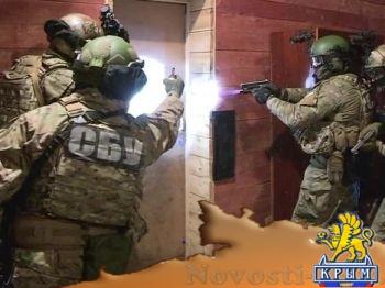 СБУ задействовала спецназ в районе Станицы Луганской - «Происшедствия Крыма»
