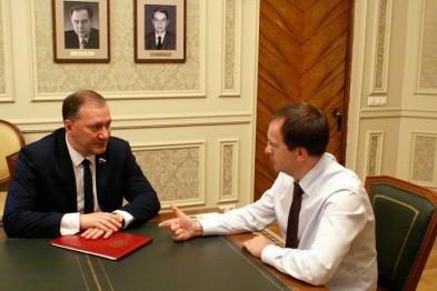 Министр культуры РФ обсуждал вопросы реставрации в Севастополе  - «Новости Севастополя»