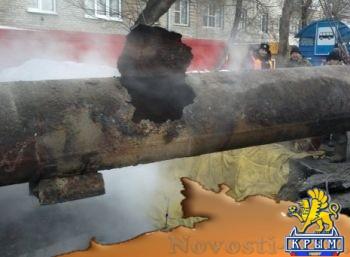 Украинским теплосетям осталось максимум семь лет жизни - «Экономика Крыма»