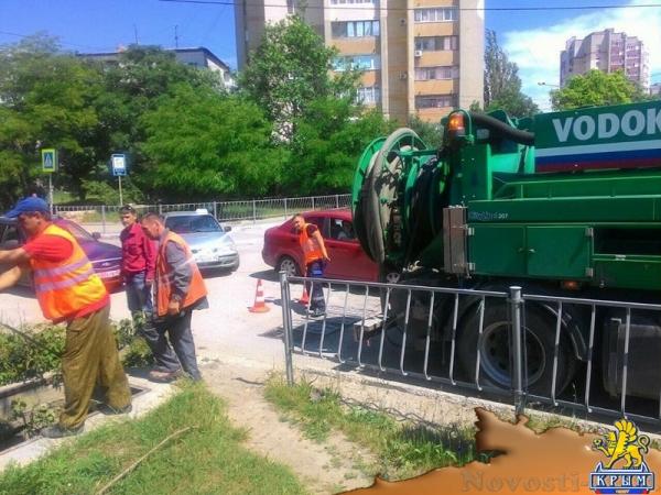 Следующий дождь в Симферополе не будет внезапным для администрации (ФОТО) - «Политика Крыма»