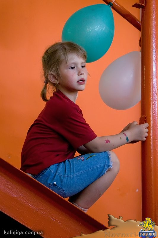 BABY BIKER BOOM в Ялте (Праздник), фоторепортаж - «Культура»