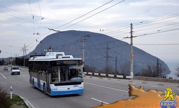 В Крыму проезд в троллейбусах подорожает на 30 – 40 процентов  - «Транспорт Крыма»