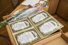 БЛАГОДАРНОСТЬ ОТ ДИРЕКТОРА ФССП - «Новости Судебных Приставов»